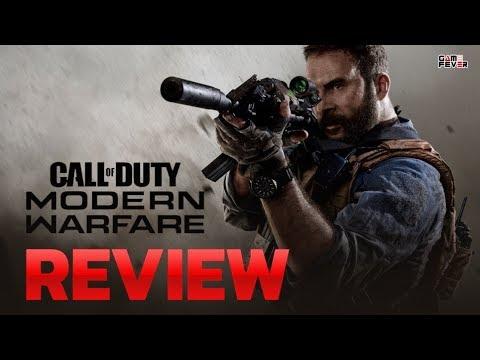 รีวิว Call of Duty: Modern Warfare