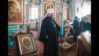 Слово митрополита Ферапонта в праздник Покрова Пресвятой Богородицы