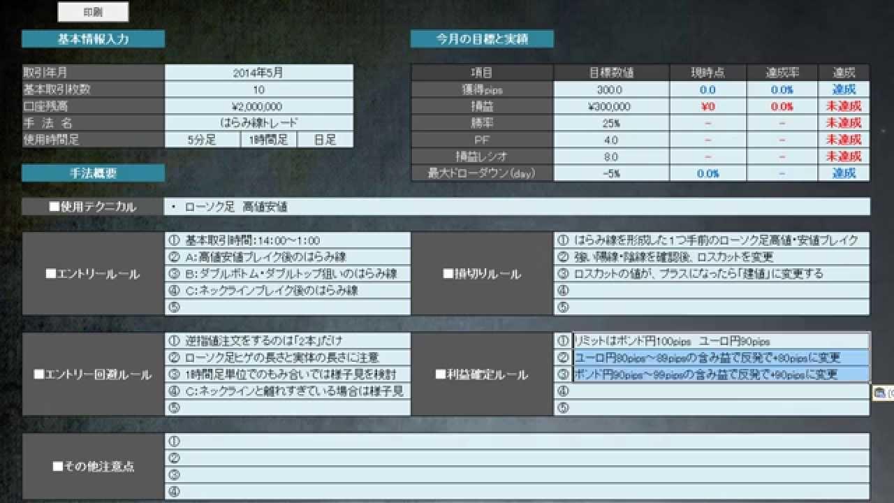fx エクセル 管理 ダウンロード