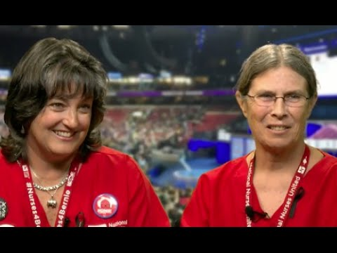 National Nurses United: Trump Terrifying, But Movement Must Be Built that Speaks to Issues