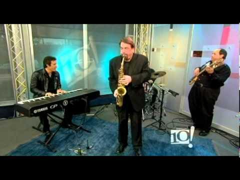 Eric Mintel Quartet   on the NBC