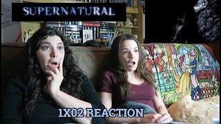 "Baixar SUPERNATURAL 1X02 ""WENDIGO"" REACTION"