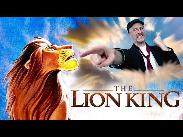 The Lion King - Nostalgia Critic