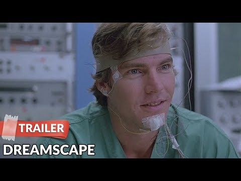 Dreamscape 1984 Trailer HD | Dennis Quaid | Max Von Sydow