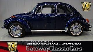 1973 Volkswagen Beetle Gateway Classic Cars Orlando