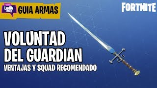 ADVANTAGES AND SQUAD RECOMMENDED FOR GUARDIAN VOLUNTEER SPACE! FORTNITE SAVE THE WORLD