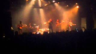 Echo and the Bunnymen - The Cutter (live in Houston)