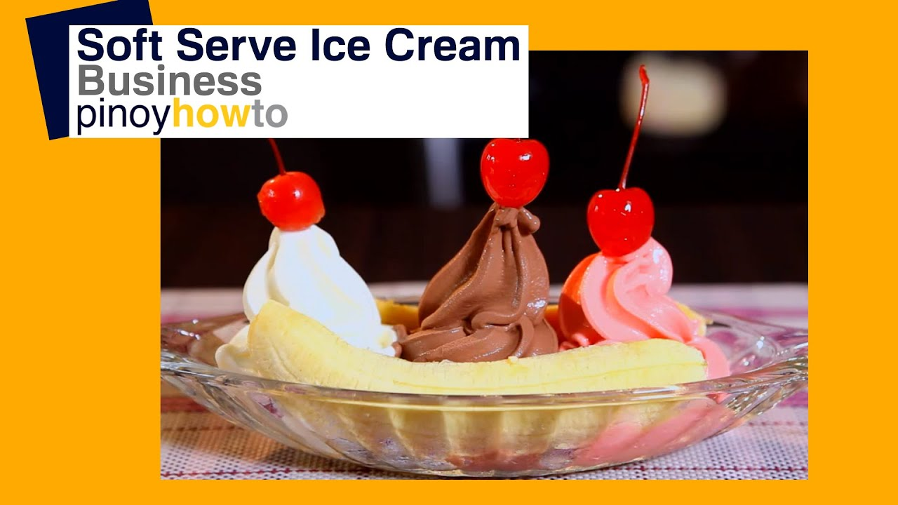 Pinoy business ideas how to make softserve ice cream pinoy how to pinoy business ideas how to make softserve ice cream pinoy how to youtube ccuart Image collections