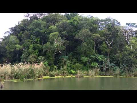 Aningalan Lake.