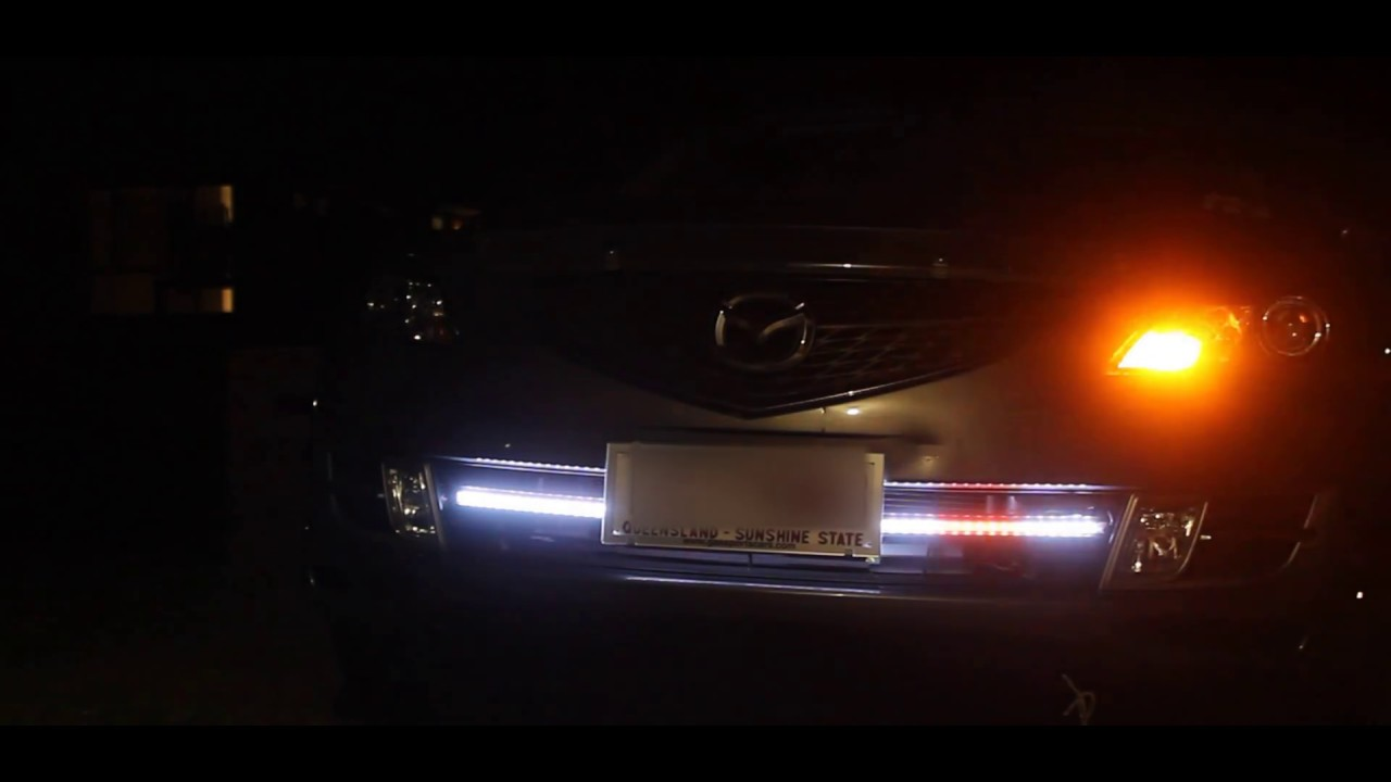 Build Your Own Animated Turn Signals | Hackaday