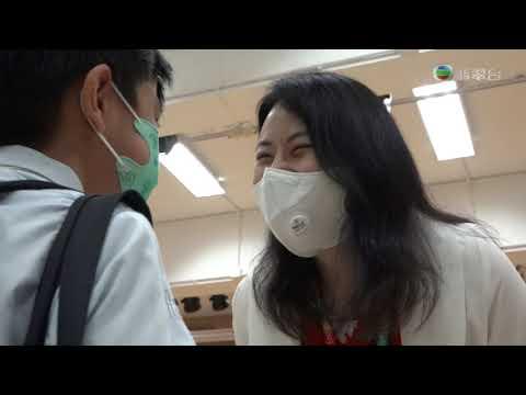20200608 TVB東張西望報導保良局林文燦英文小學復課情況