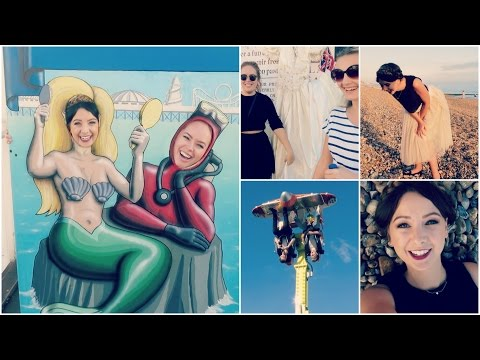 Fun On The Pier, Ice Creams & Friend Time