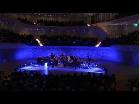 Nik Bärtsch's MOBILE EXTENDED at Elbphilharmonie Hamburg