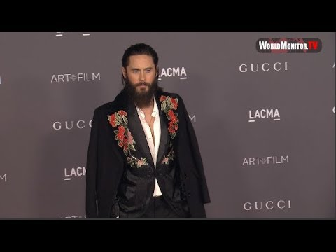 2017 LACMA Art + Film Gala - Jared Leto, Kerry Washington, Kim Kardashian, Behati Prinsloo