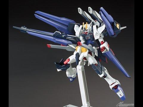 Hgbf Amazing Strike Freedom Gundam Youtube