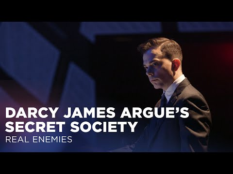 Darcy James Argue's Secret Society: Real Enemies  JAZZ NIGHT IN AMERICA