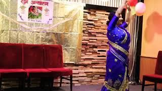 Dheem Ta Dare classical dance by Laxmi Ghimire