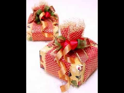 Как упаковывать подарки к новому году