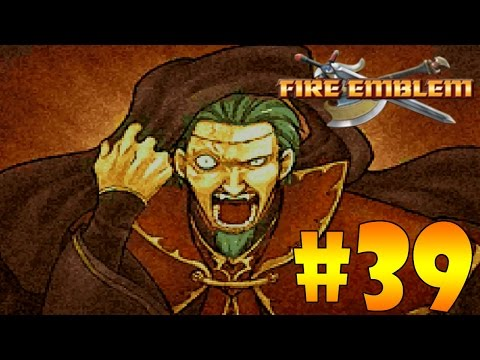 "Fire Emblem Blazing Sword| Walkthrough Español | Parte 39 ""Oscuridad"""