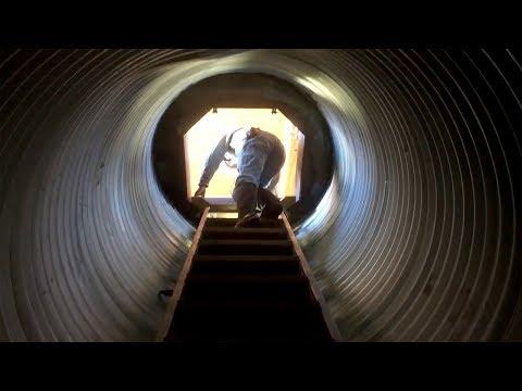 Bunker Post-Apocalítiptico