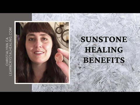 Healing with Sunstone