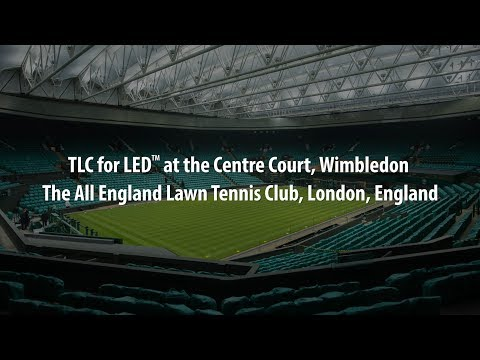 Musco Lighting - Centre Court Wimbledon