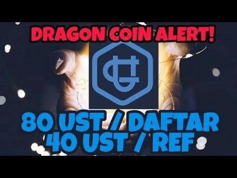 FREE 80 / DAFTAR + 40 / REFF TOKEN UST CALON COIN AUTO SULTAN BERIKUTNYA!
