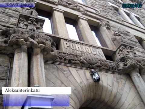 Trip to Finland. Helsinki: Travelers & Shoppers