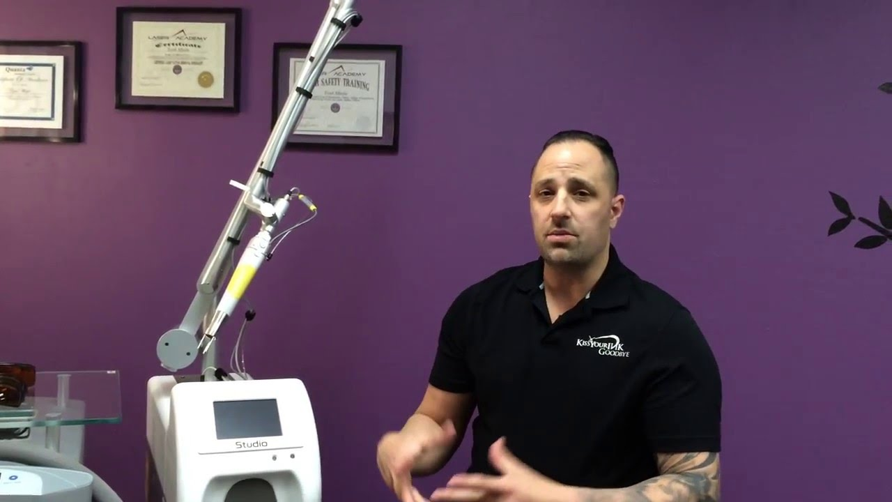 Tattoo removal scarring how to prevent scars youtube for How to prevent tattoo fading