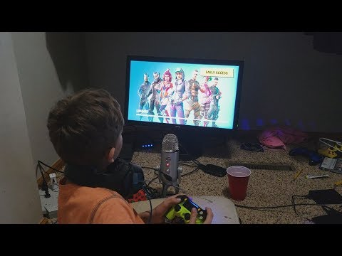 """I Promised My Son The """"Season 4 Battle Pass"""" IF He Got A Hit During His Baseball Game"""