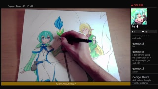 Drawing Anime etc