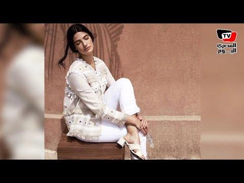 شريف منير ومحمد رمضان بالأبيض والأسود .. وأحدث إطلالة للفنانة الشابة تارا عماد  - 18:22-2018 / 4 / 21