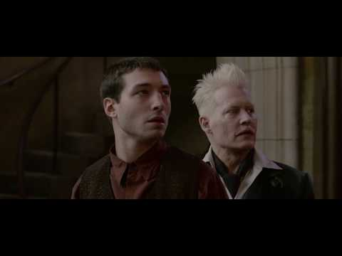 Ending Scene-Fantastic Beast And The Crimes Of Grindelwald-Grindelwald Secret Reveal