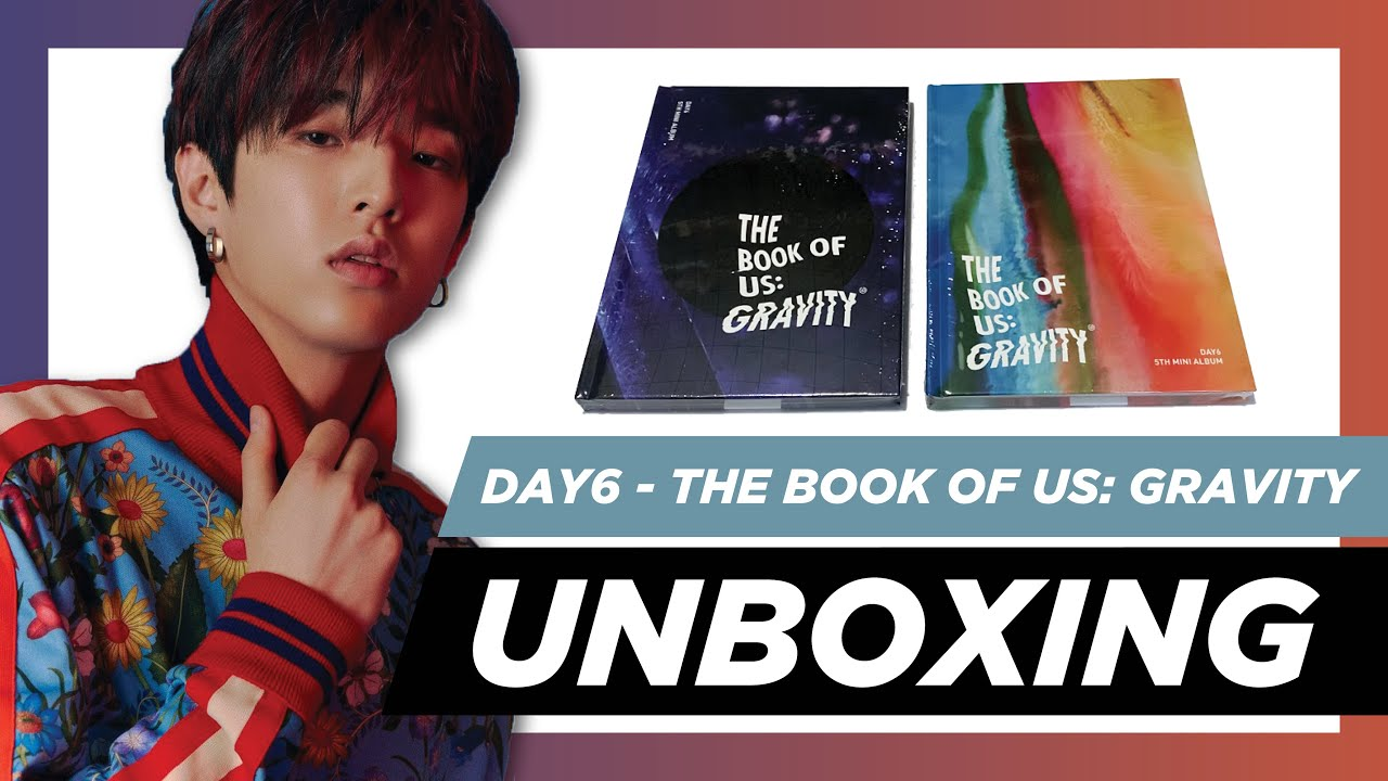 Download ✨[UNBOXING] DAY 6 - Mini Album Vol 5 [The Book of