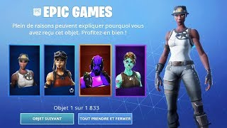 IT DEBLOQUE ALL FORTNITE SKINS...