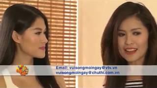 Kĩ năng các tư thế ngồi sao cho đẹp với Tammy - Vui Sống Mỗi Ngày [VTV3 - 11.02.2014]