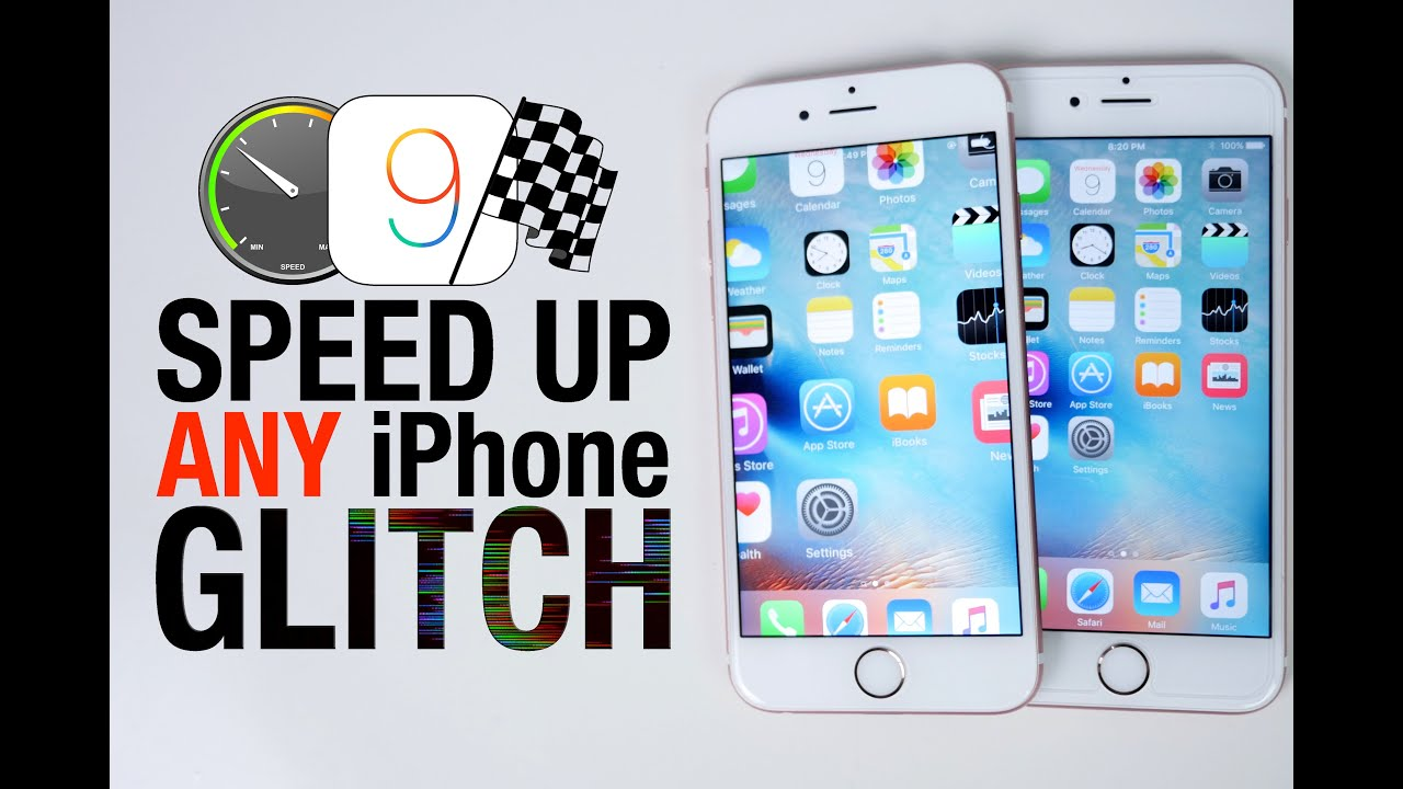 Make ANY iPhone Faster With Simple Glitch!