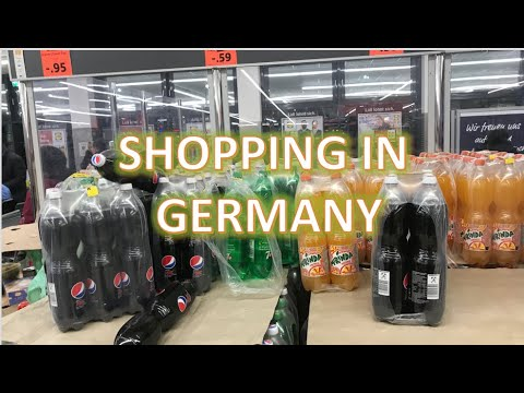 How to SHOP in Germany + Cost of food in Germany? Life in Germany | (Indian in Germany Ep 10)
