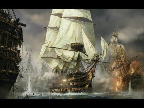 Empire Total War (DarthMod V. 8.0) Great Britain Campaign - Epic Battle Gulf of Finland HD 720p