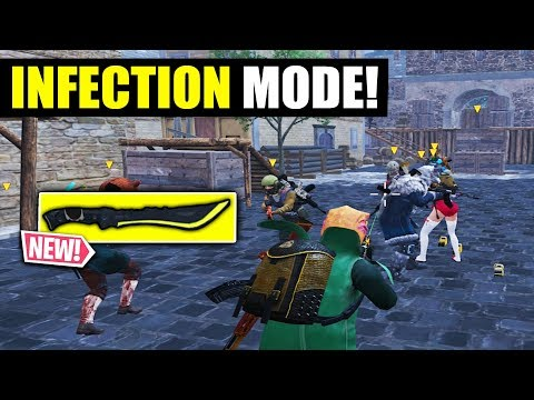 *new*-infection-zombie-gamemode!!-|-pubg-mobile