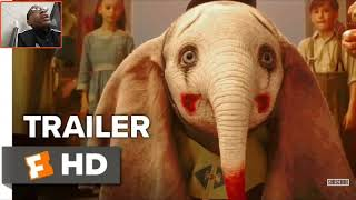 Dumbo trailer 2019 reaction