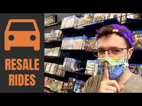Video Game Store Retail Arbitrage