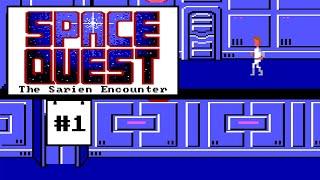 Space Quest 1 •01• Deutsch | Hausmeister im Weltall!