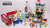 Nowości Czerwiec 2018 Lego City Miasto Youtube