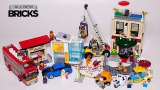 Lego City 60200 Capital City Speed Build