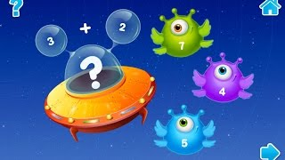 """Math Games Singapore Maths """"Educational Apps For Toddlers & Pre-schoolers"""" Android Apps Video"""