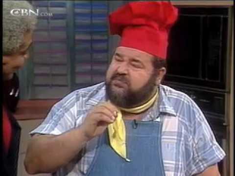 Dom Deluise -- April 1988 - CBN.com
