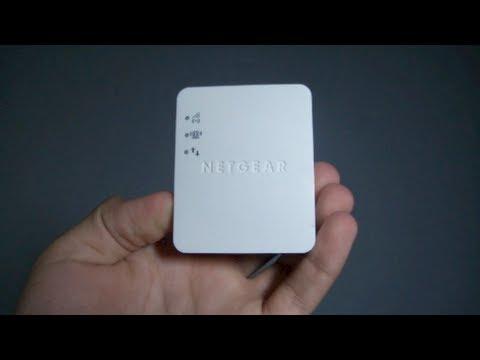netgear ac750 wifi range extender manual