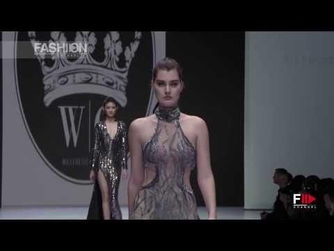 WILFREDO GERARDO Mercedes Benz Fashion Week SS 2017 China by Fashion Channel