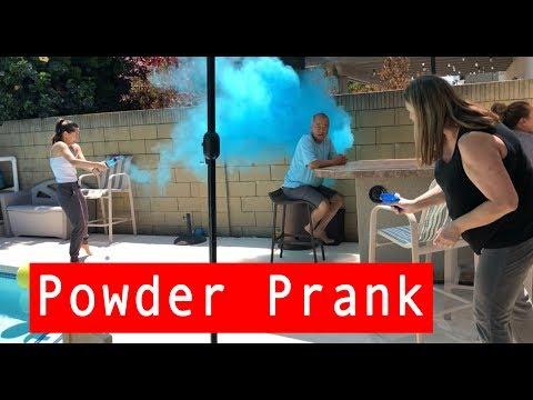 Powder Prank | Kylie Moy